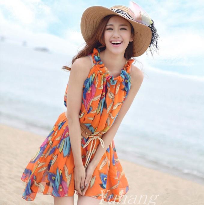 Beach Summer Dresses 1 W For Woman